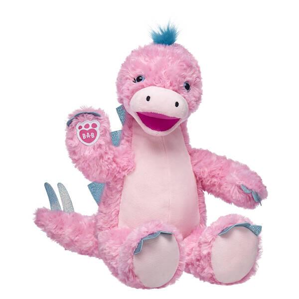 Pink Stegosaurus - Build-A-Bear Workshop®