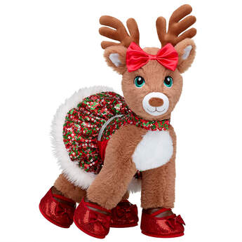 Santa's Reindeer Gift Set, , hi-res