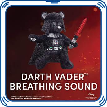 Darth Vader Sound - Build-A-Bear Workshop®