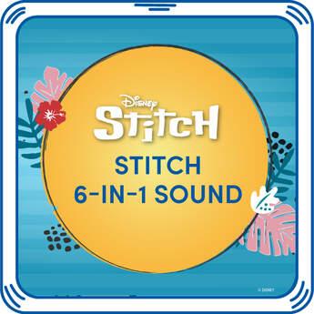 Disney's Stitch 6-in-1 Sound - Build-A-Bear Workshop®
