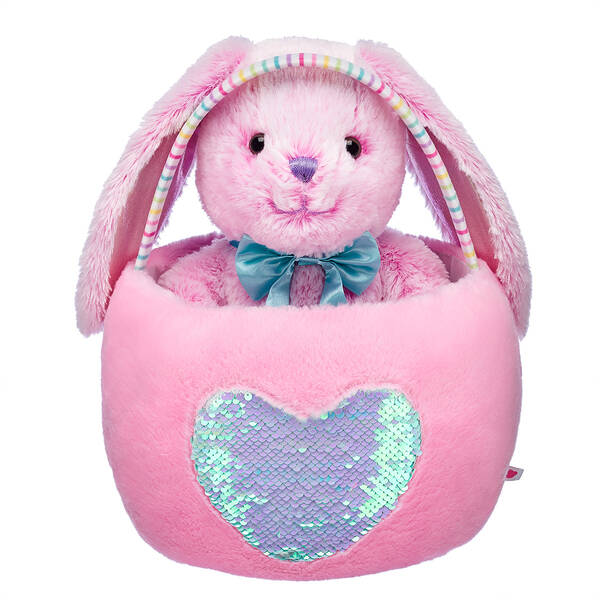 Pink Pawlette™ Easter Basket Gift Set, , hi-res