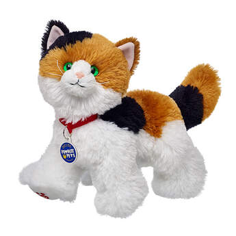 Cat Stuffed Animals | Shop Stuffed Cats at Build-A-Bear®