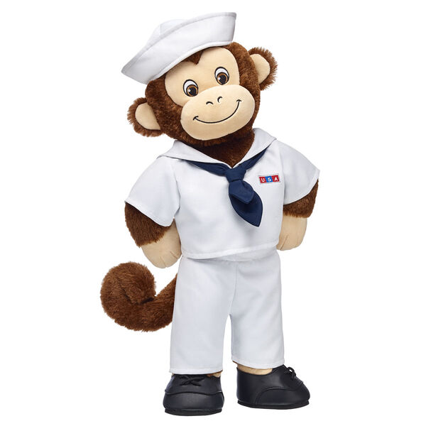 Smiley Monkey Sailor Gift Set, , hi-res