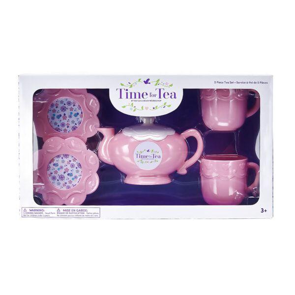 Time for Tea Set 5 pc., , hi-res