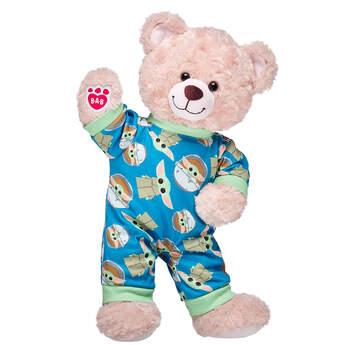 Happy Hugs Teddy & The Child Sleeper, , hi-res