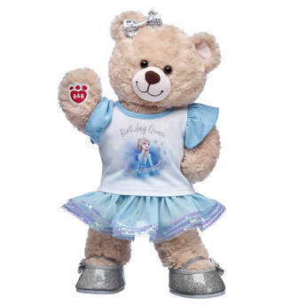 Happy Hugs Teddy Disney Frozen 2 Birthday Queen Gift Set, , hi-res