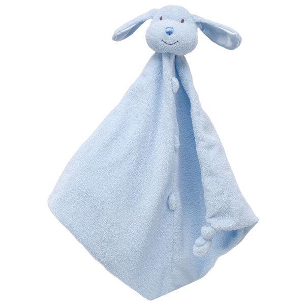 Blue Puppy Snuggler, , hi-res