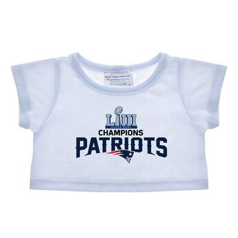 New England Patriots Super Bowl LIII Champions T-Shirt, , hi-res