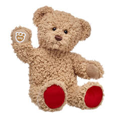 Red Paw Timeless Teddy - Build-A-Bear Workshop®