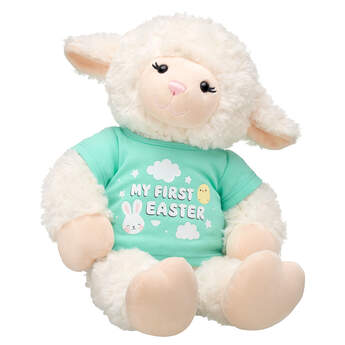 Online Exclusive Vanilla Swirls Lamb My First Easter Gift Set, , hi-res