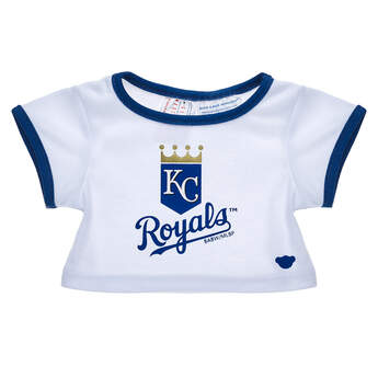 Kansas City Royals™ T-Shirt - Build-A-Bear Workshop®