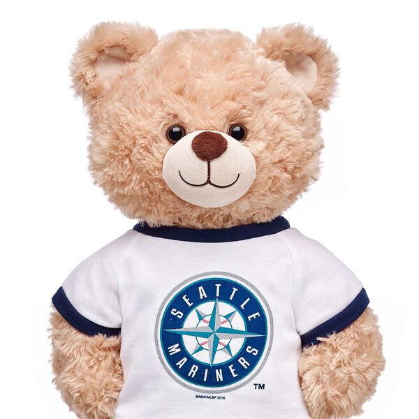Seattle Mariners™ White & Blue Ringer T-Shirt, , hi-res