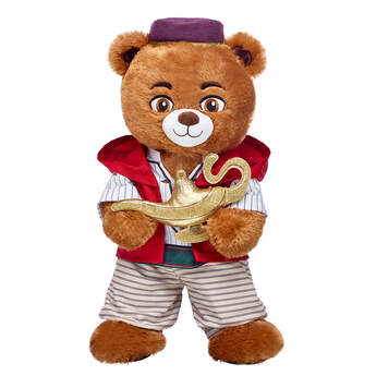 Disney Aladdin Teddy Bear Gift Set - Build-A-Bear Workshop®