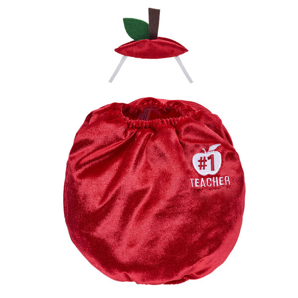 Online Exclusive #1 Teacher Apple Costume, , hi-res