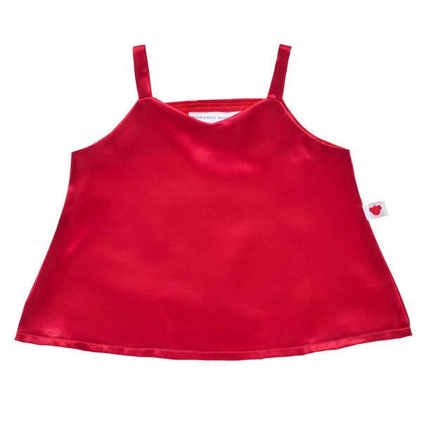 Online Exclusive Red Slip Dress - Build-A-Bear Workshop®