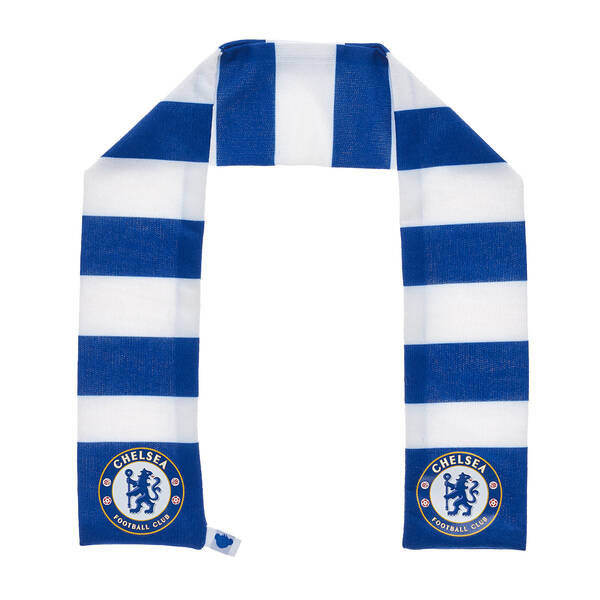 Online Exclusive Chelsea F.C. Scarf - Build-A-Bear Workshop®
