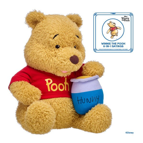 Online Exclusive Deluxe Disney Winnie the Pooh Bear Hunny Gift Bundle, , hi-res