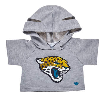 Jacksonville Jaguars Hoodie - Build-A-Bear Workshop®