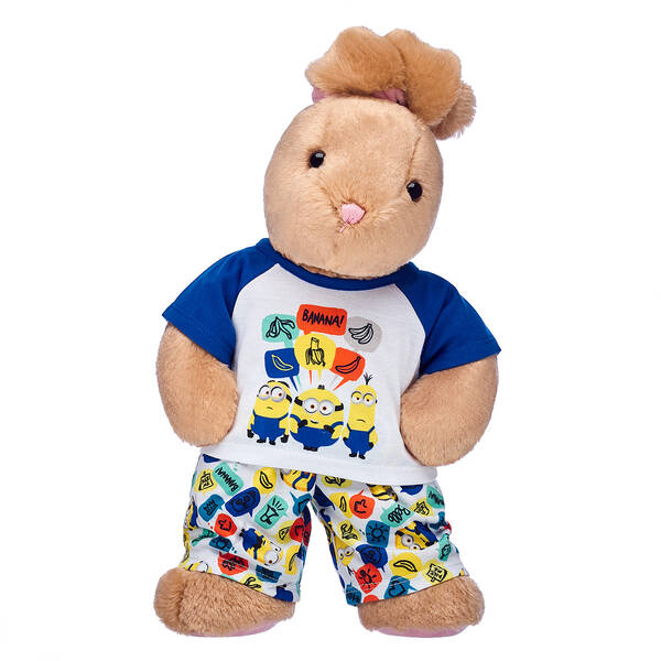 Pawlette™ Minion Pajamas Gift Set, , hi-res