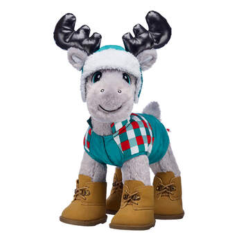 Grey Gust Moose Gift Set, , hi-res