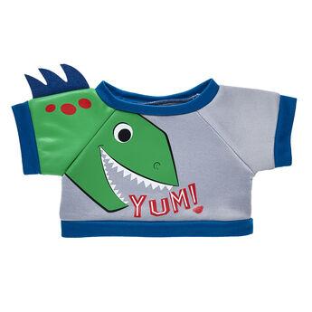 Yum Dino Sweatshirt, , hi-res