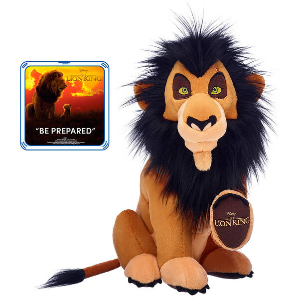 "Online Exclusive Disney The Lion King Scar with ""Be Prepared"" Song, , hi-res"