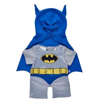 Classic Batman™ Costume for Stuffed Animals - Build-A-Bear Workshop®