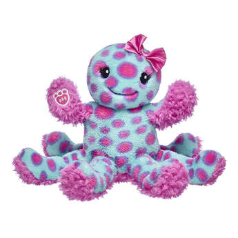 Online Exclusive Inky Octopus - Build-A-Bear Workshop®
