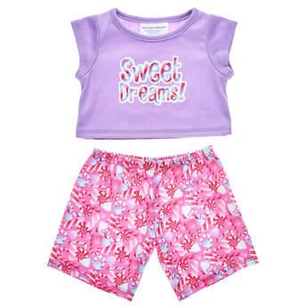 Sweet Dreams Candy Pajamas - Build-A-Bear Workshop®