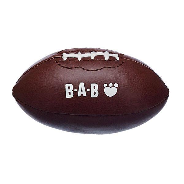 f04aa22dd Plush bear-sized football. Denver Broncos Bear Set, , hi-res. Go Broncos!  Cheer on the Broncos with your very own Denver Broncos Bear. This
