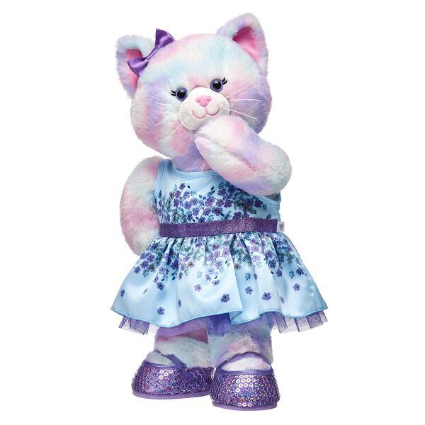 Pastel Swirl Kitty Easter Gift Set, , hi-res