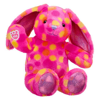 Pink Polka Dot Pawlette™ - Build-A-Bear Workshop®