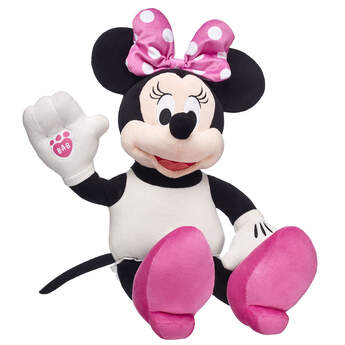 Disney's Minnie Mouse - Build-A-Bear Workshop®