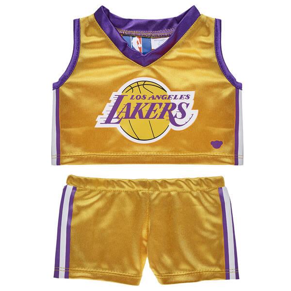 best service 00e79 8a711 Los Angeles Lakers Uniform 2 pc.