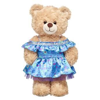 Honey Girls Neon Leopard Dress - Build-A-Bear Workshop®