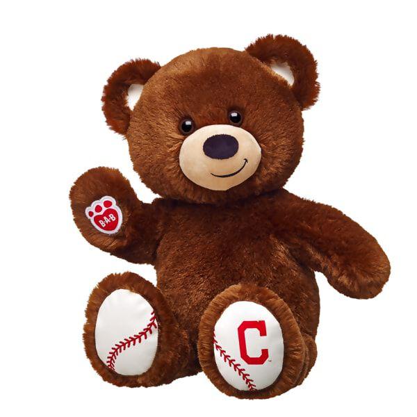 Cleveland Indians Bear, , hi-res