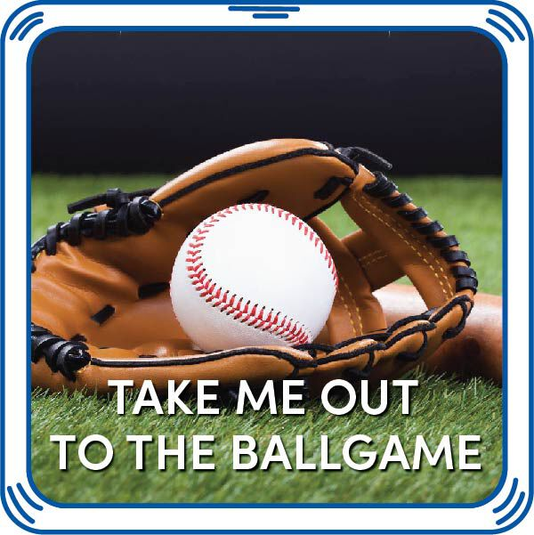Take Me Out to the Ballgame Song, , hi-res