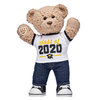 Online Exclusive Timeless Teddy 2020 Grad Gift Set, , hi-res