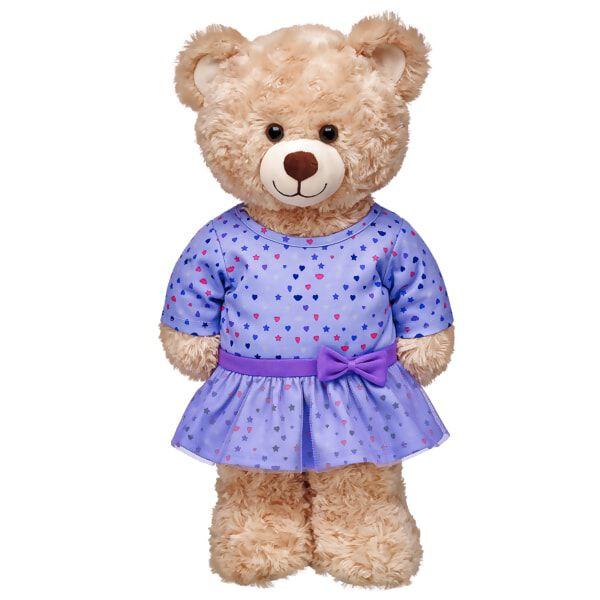 Lavender Fashion Dress, , hi-res