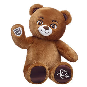 Online Exclusive Disney Aladdin Teddy Bear - Build-A-Bear Workshop®