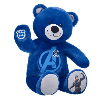 b07c6743c2e Captain America Bear
