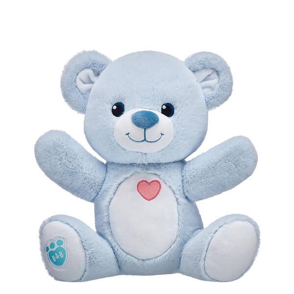 Online Exclusive 10in Pre-Stuffed Baby Boy Bear - Build-A-Bear Workshop®