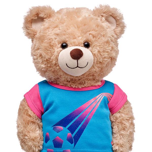 Pink & Blue Soccer T-Shirt, , hi-res