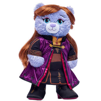 Disney Frozen 2 Anna Inspired Bear Travel Gift Set, , hi-res