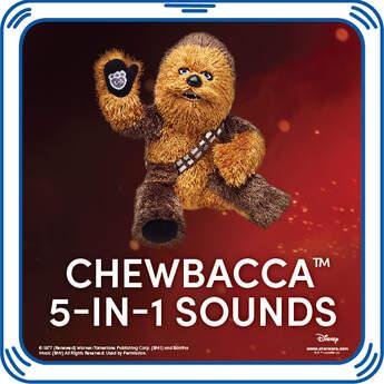 Chewbacca Sound - Build-A-Bear Workshop®