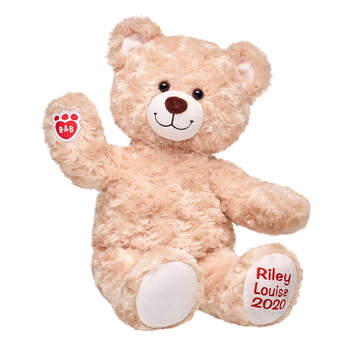 Online Exclusive Personalized Happy Hugs Teddy - Build-A-Bear Workshop®
