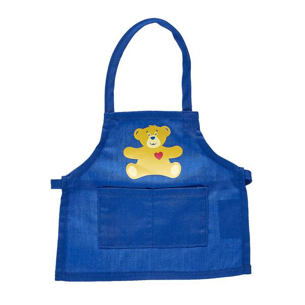 Your furry friend can channel their inner Bear Builder with this adorable Build-A-Bear apron! Personalize a furry friend to make the perfect gift. Free shipping on orders over $45. Shop online or visit a store near you!