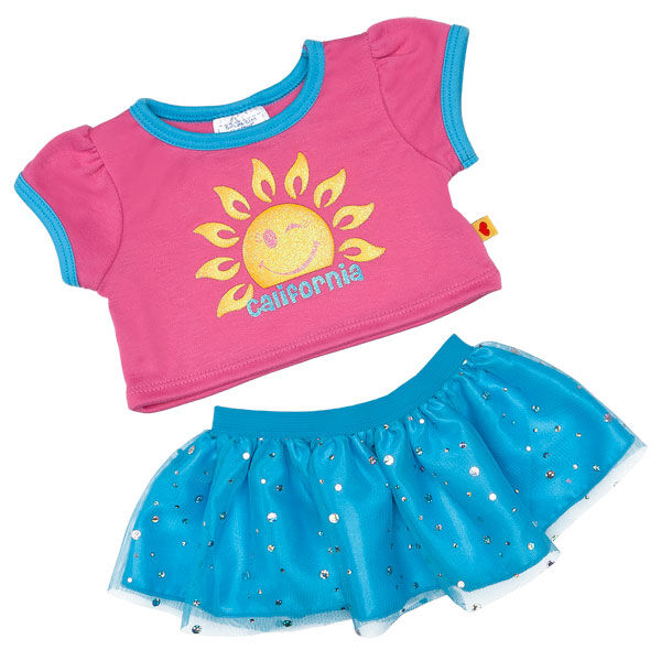 California Skirt Set 2 pc., , hi-res