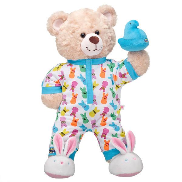Happy Hugs Teddy PEEPS® Blue Chick Gift Set, , hi-res