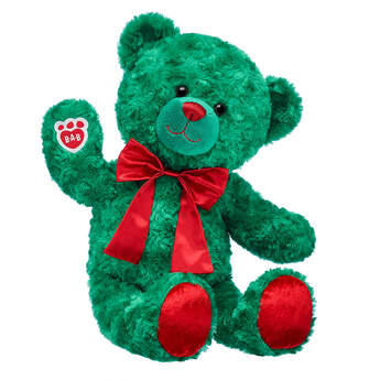 Online Exclusive Evergreen Teddy Holiday Gift Set, , hi-res